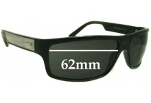 Diesel DS0187 Replacement Sunglass Lenses - 62mm wide