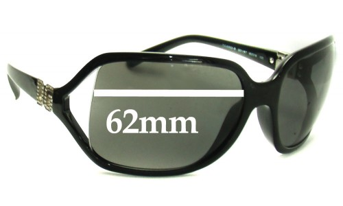 Dolce & Gabbana DG6003 New Sunglass Lenses - 62mm Wide