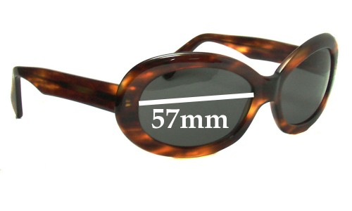 Dolce & Gabbana DG5145 New Sunglass Lenses - 57mm wide