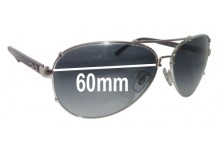 Sunglass Fix New Replacement Lenses for Dolce & Gabbana DD or DG6047 - 60mm Wide