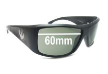 Dragon Calaca Replacement Sunglass Lenses - 60mm wide