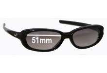 Dragon Mint New Sunglass Lenses - 51mm Wide