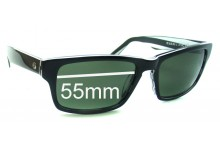 Electric Hard Knox New Sunglass Lenses - 55mm Wide