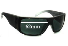Sunglass Fix New Replacement Lenses for Electric Jailbreak - 62mm Wide