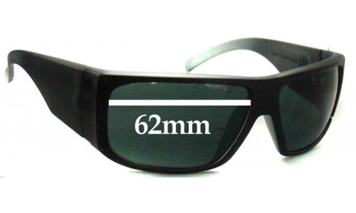 Electric Jailbreak Replacement Sunglass Lenses - 62mm Wide