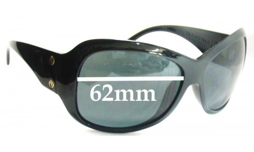 Electric Mayday Replacement Sunglass Lenses - 62mm wide