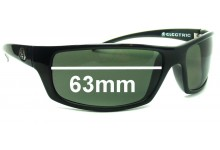 Older - Before 2011 - Electric Technician Replacement Sunglass Lenses - 63mm Wide