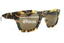 Eye Bob Helen New Sunglass Lenses - 49mm Wide
