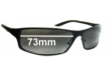 Fat Head Knuckledusters XL FH0015J Replacement Sunglass Lenses - 73 mm wide