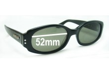 Fiorelli 0287 BZ Replacement Sunglass Lenses - 52mm wide