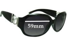 Guess GU7005N Replacement Sunglass Lenses - 59mm