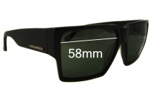 Colabs Highs and Lows HAL New Sunglass Lenses  - 58mm Wide