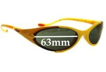 Julbo Magic Replacement Sunglass Lenses - 63mm wide