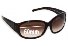 Juicy Couture Beach Baby-S Replacement Sunglass Lenses - 60mm wide
