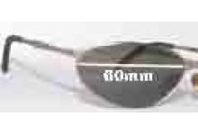 Killer Loop Pandemania K0226 Replacement Sunglass Lenses - 60mm Wide