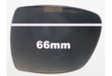Lisa Ho LH206/S Replacement Sunglass Lenses - 66mm Wide