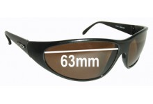 Mako Hunter 9486 Replacement Sunglass Lenses - 63mm Wide