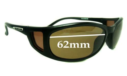 Mako Dorsal 9526 Replacement Sunglass Lenses - 62mm Wide
