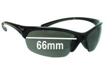 Nike Skylon EXP Replacement Sunglass Lenses - 66mm Wide Lenses - Will Only Fit Nike Skylon EXP Frames Not the Skylon ACE Or EXP 2P