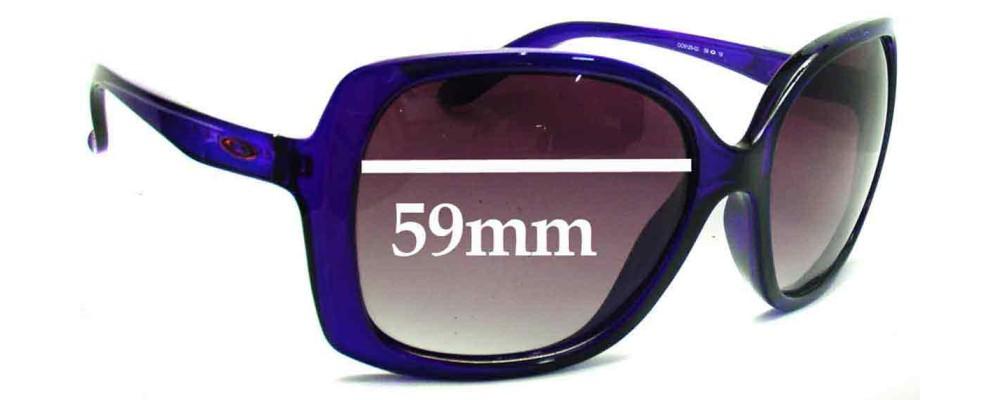 067c98c48d Oakley Beckon Replacement Lenses - 59mm wide