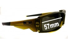 Oakley Canteen Replacement Sunglass Lenses - 57mm Wide