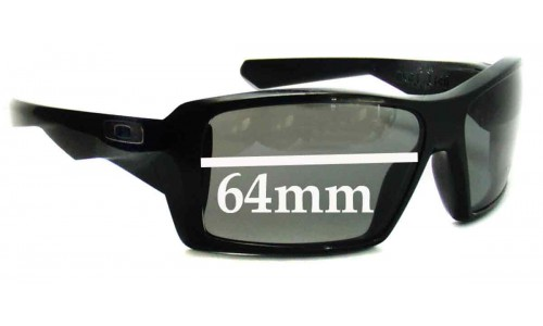 Oakley Eye Patch Replacement Sunglass Lenses. eyepatch
