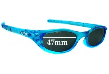 Oakley Four S Replacement Sunglass Lenses - 47mm Wide