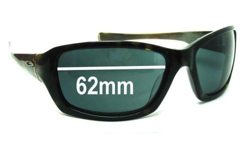 Oakley Tangent Replacement Sunglass Lenses - 61-62mm wide