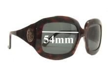 Oroton Avenue New Sunglass Lenses - 54MM Wide