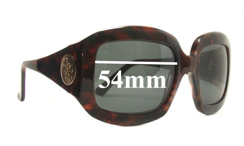 Oroton Avenue Replacement Sunglass Lenses - 54MM Wide