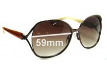 Oroton Del A Mer New Sunglass Lenses - 59mm Wide