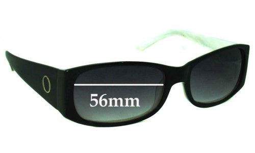 Oroton Honolulu Replacement Sunglass Lenses - 56mm Wide