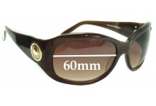 Oroton Tropicana Replacement Sunglass Lenses - 60mm Wide