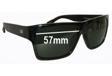 Otis The Beat Replacement Sunglass Lenses - 57mm wide