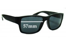 Polo 4061 Replacement Sunglass Lenses - 57mm Wide