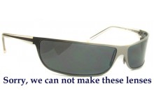 Prada SPR54C Replacement Sunglass Lenses - We Can Not Fit