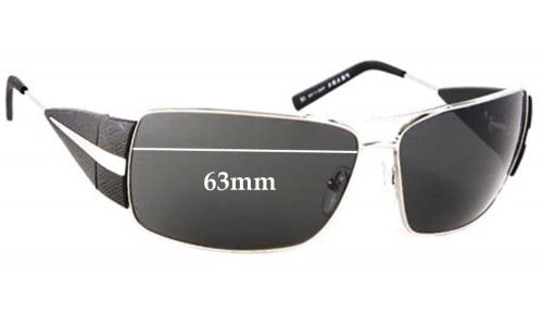 Prada SPR55H Replacement Sunglass Lenses