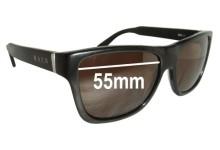 Raen Noval New Sunglass Lenses - 55mm wide lens
