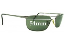 Ray Ban RB3132 Replacement Sunglass Lenses - 54mm Wide