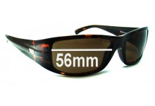 Ray Ban RB4069 Replacement Sunglass Lenses -  56mm Wide