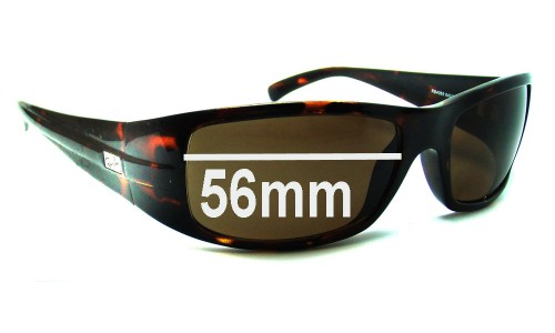 Ray Ban RB4069 New Sunglass Lenses -  56mm Wide