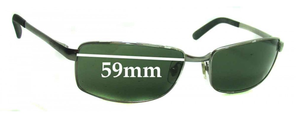 89bddc58df Ray Ban RB3194 Replacement Lenses - 59mm wide