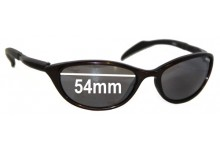 Red X 8009 New Sunglass Lenses - 54mm Wide