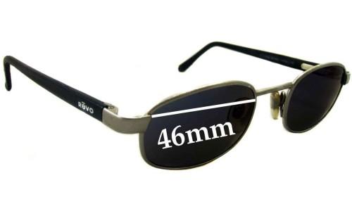 Revo RE1112 New Sunglass Lenses - 46mm Wide