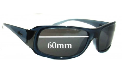 Revo RE4030 Replacement Sunglass Lenses - 60mm wide