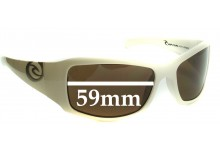 Rip Curl Silveira Replacement Sunglass Lenses - 59mm Wide