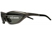Rudy Project Ekynox SX Replacement Sunglass Lenses - 61mm Wide