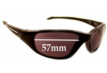 Rudy Project Graal Fyol Replacement Sunglass Lenses - 57mm wide