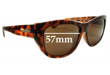 Seafolly Ginger Replacement Sunglass Lenses - 57mm wide