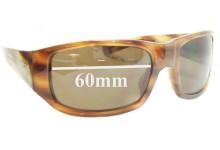 Smith Bauhaus Replacement Sunglass Lenses - 59mm-60mm wide